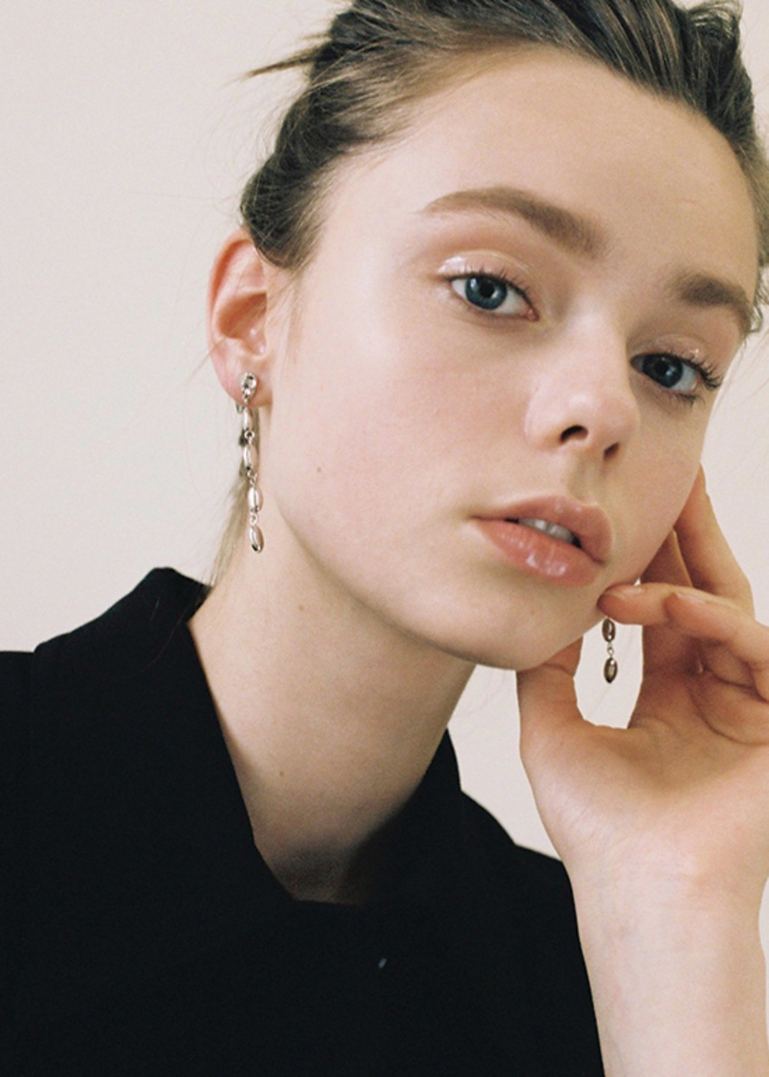 muse earring silver