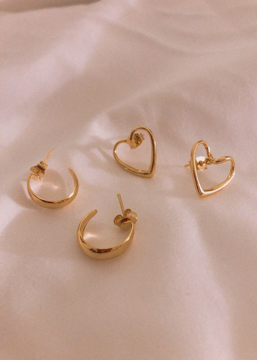 shulove earring gold