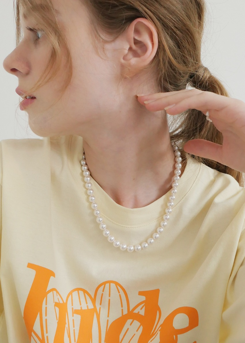 banny pearl necklace