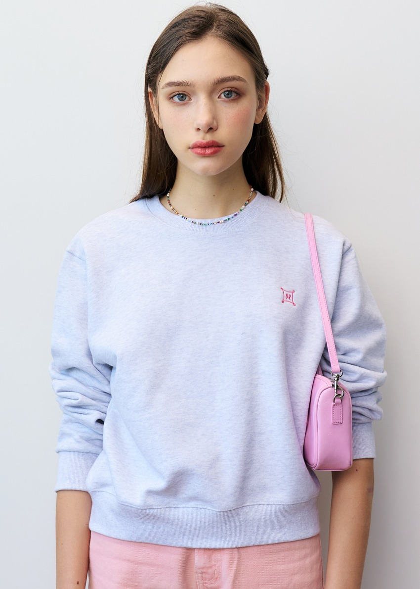 jude logo sweatshirt gray sold out